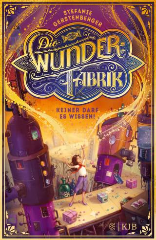 Die Wunderfabrik | Newsletter Content VG | Startseite-Kinderbuch