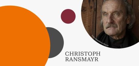 Christoph Ransmayr erhält den Ludwig-Börne-Preis 2020