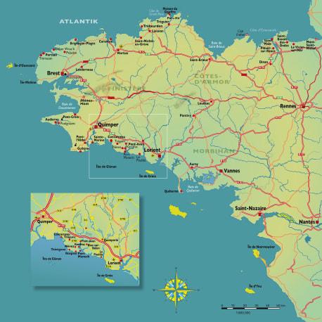 Die Karte zu »Bretonische Verhältnisse«