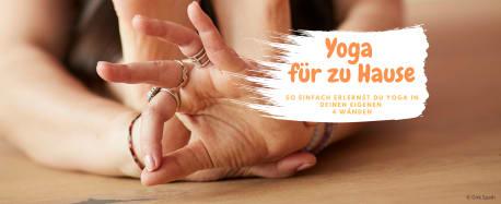 Yoga für zu Hause