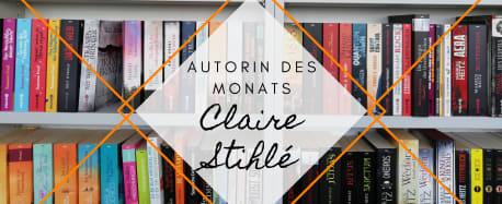 Autor des Monats: Claire Stihlé