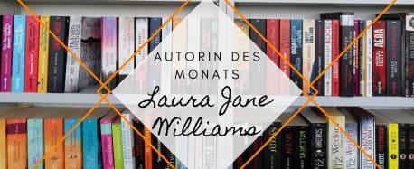 Autorin des Monats: Laura Jane Williams