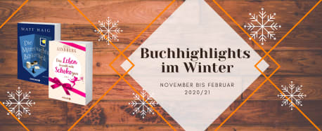 Buch Highlights im Winter