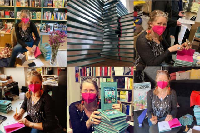 Wilde Reise durch den Buchhandel