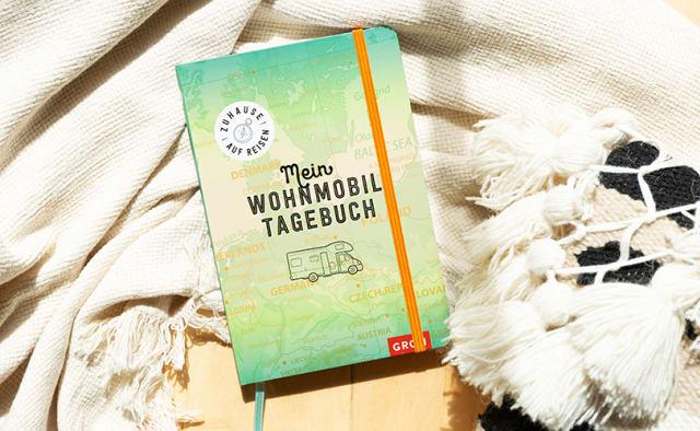 Cover Mein Wohnmobil Tagebuch