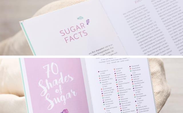 Innenseiten Zuckerfrei - Mein Wohlfühltagebuch