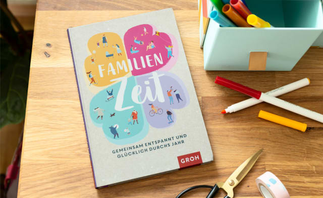 Cover Familienzeit Groh
