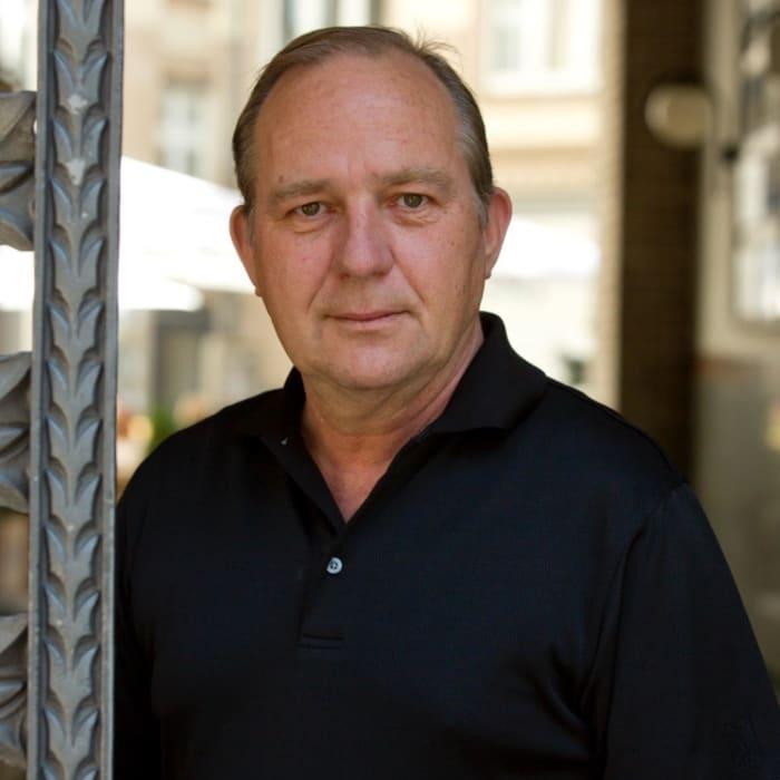 Portrait des Autors Uwe Preuss