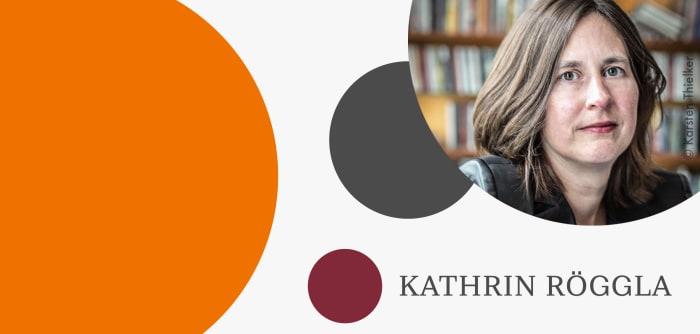 Kathrin Röggla erhält österreichischen Kunstpreis für Literatur