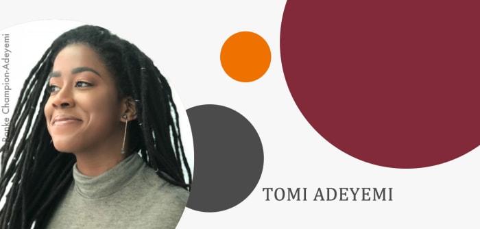 Teaser Tomi Adeyemi
