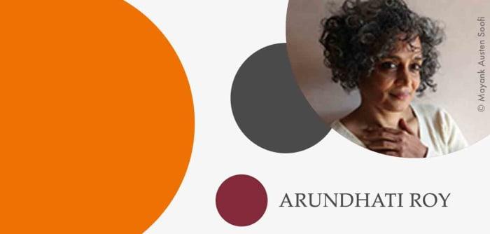 Teaser Arundhati Roy