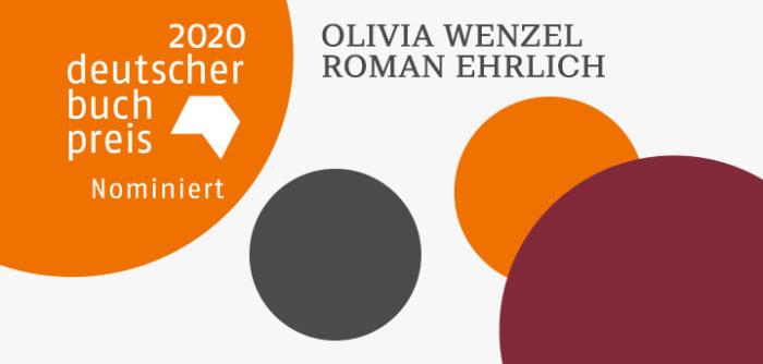 Wenzel Ehrlich Deutscher Buchpreis Nominiert 2020 Teaser
