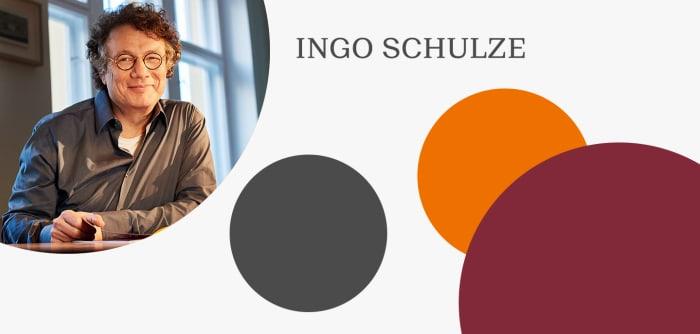 Autorenfoto Ingo Schulze zur Aktuelles Meldung