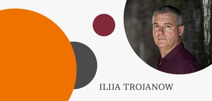 Ilija Trojanow Österreichischer Buchpreis Nominiert 2020 Teaser