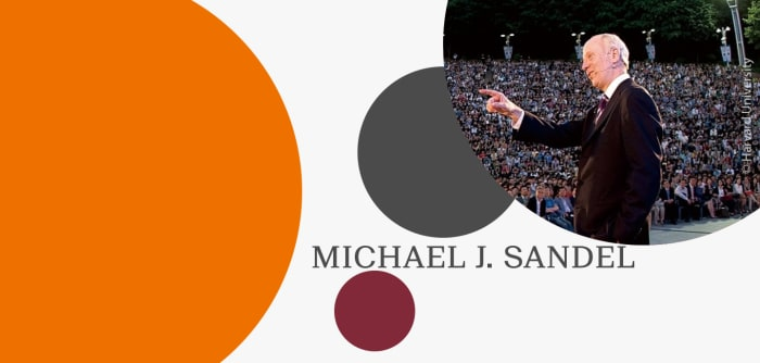 TED Talk mit Michael J. Sandel