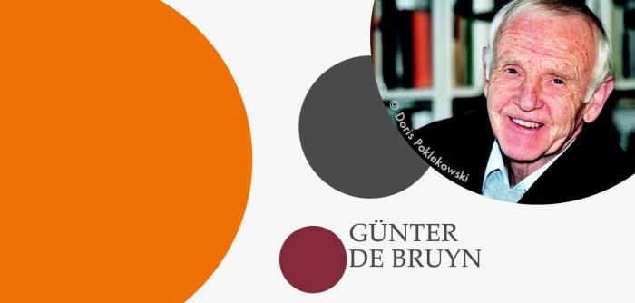 Teaser Medium Günter de Bruyn Aktuelles 2