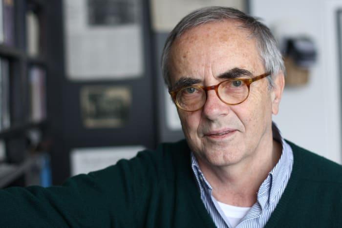 Lektor und Historiker Prof. Dr. Walter Pehle (Porträt)