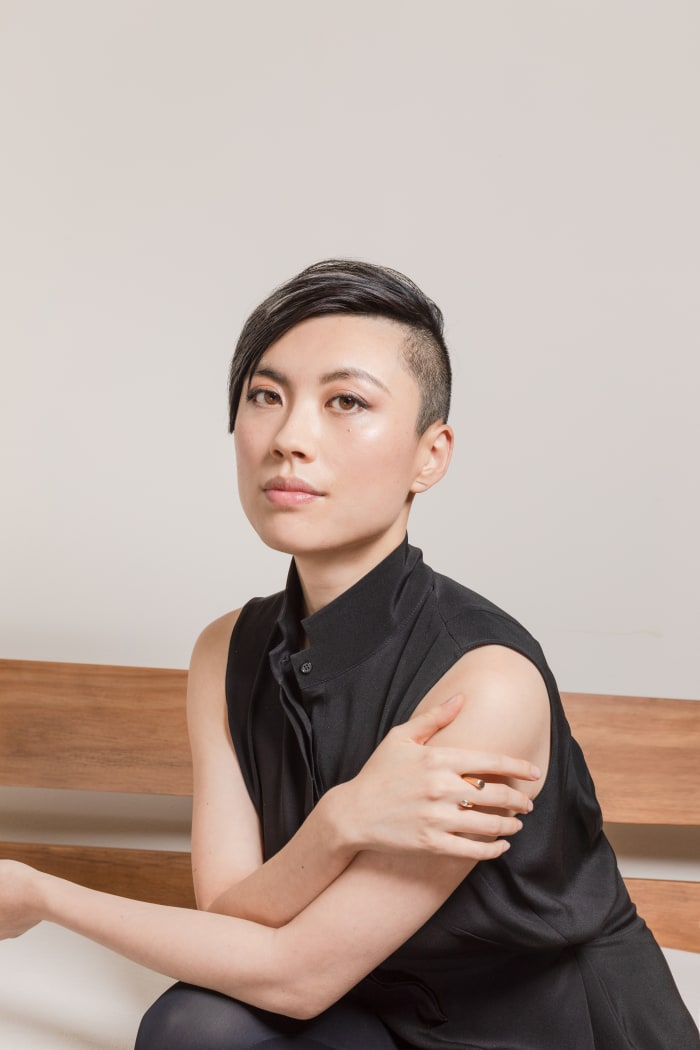 Autorinnenporträt C Pam Zhang