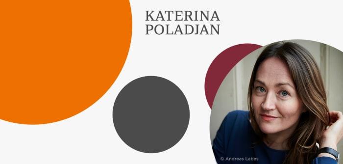 Banner Nelly-Sachs-Preis für Katerina Poladjan