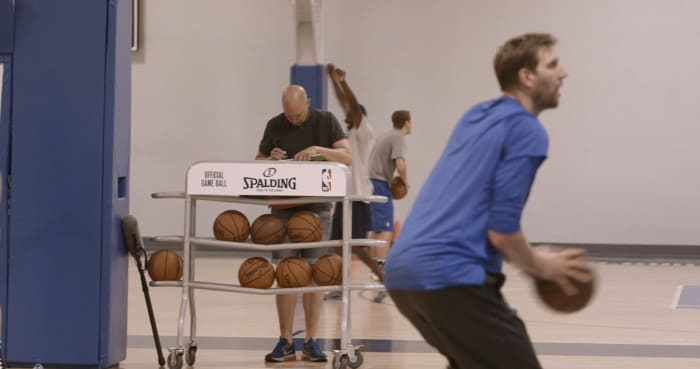 Making of The Great Nowitzki