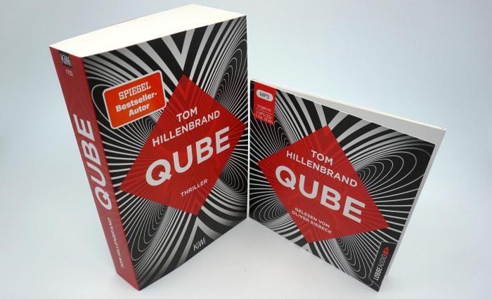 Qube Hörbuch und Buch
