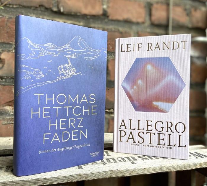Nominierten Deutscher Buchpreis