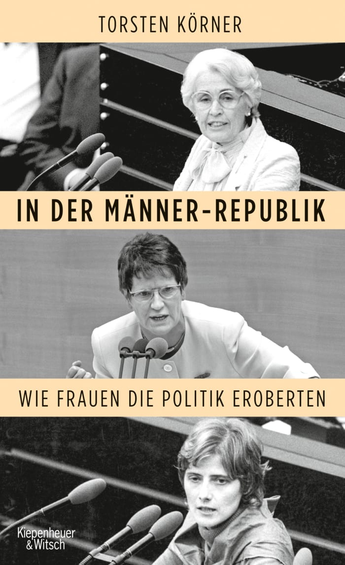 Cover In der Männerrepublik