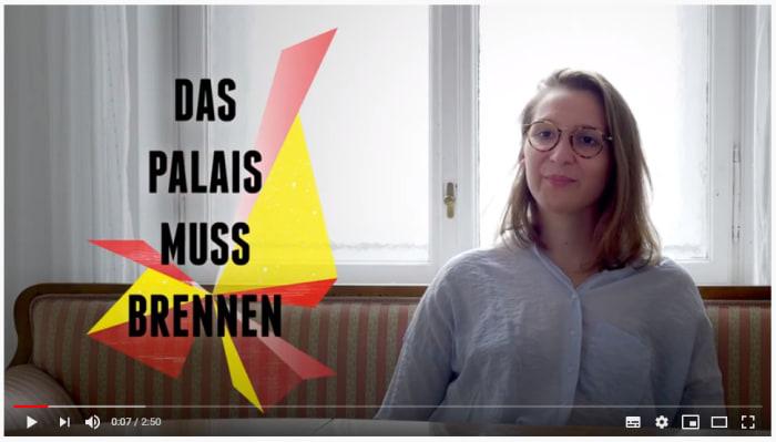 "Autorin Mercedes Spannagel (""Das Palais muss brennen"") im Interview"