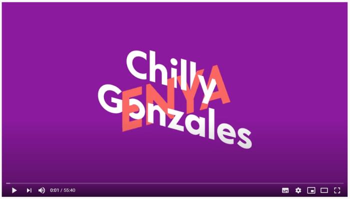 Chilly Gonzales (mit Sabine Heinrich) über Enya - KiWi Musikbibliothek