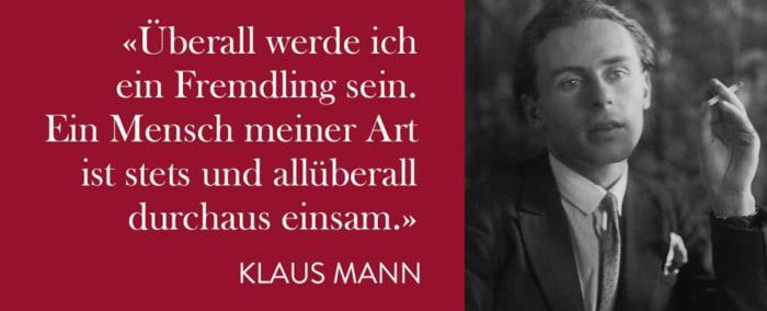 Bild von Klaus Mann