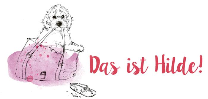 Illustration von Hilde