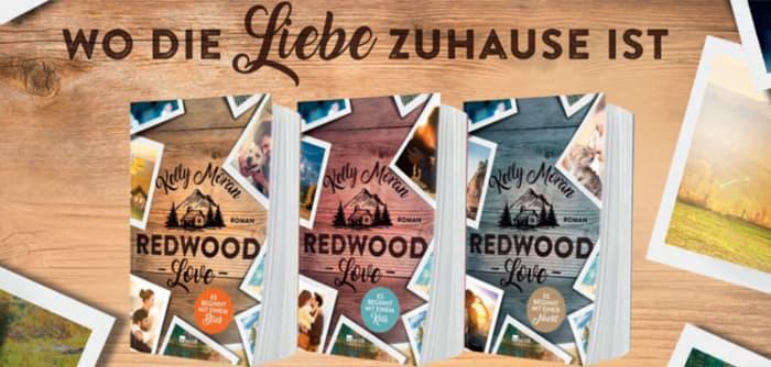 Kelly Morans Redwood-Love-Trilogie