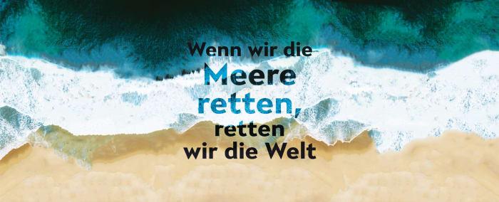 «Wenn wir die Meere retten, retten wir die Welt»