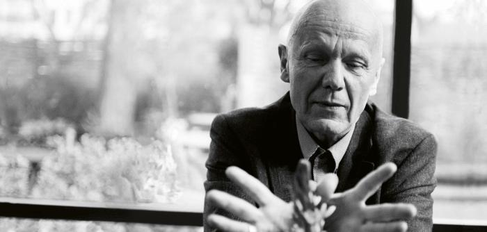 Georg Klein Autorenfoto