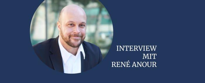 René Anour im Interview über seinen neuen Roman «Die Totenärztin»