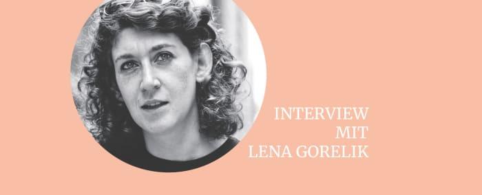 Foto der Autorin Lena Gorelik zum Interview