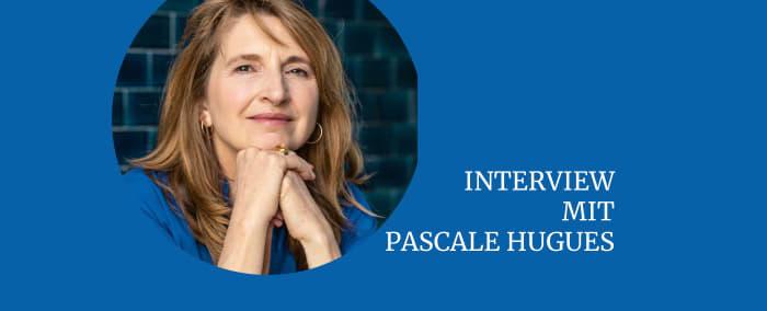 Foto der Autorin Pascale Hugues