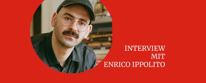 Ein Foto des Autors Enrico Ippolito