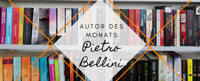 Autor des Monats Pietro Bellini