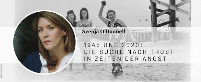 1945 bis 2020: Die Suche nach Trost in Zeiten der Angst