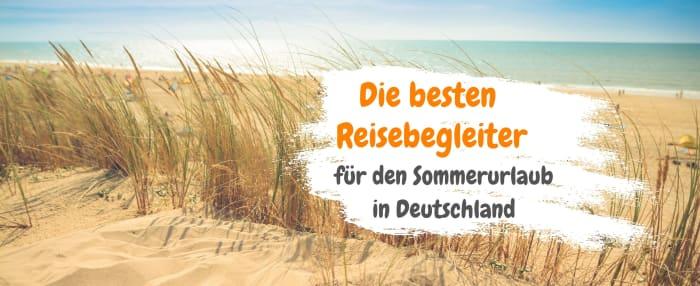 Küste - Die besten Bücher für den Sommerurlaub in Deutschland