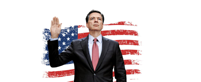 Ex-FBI Direktor James Comey