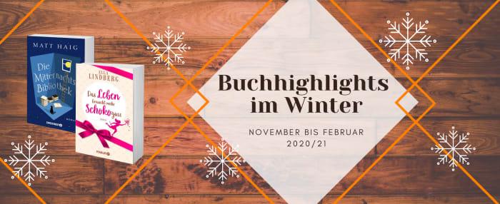 Buch Highlights im Winter
