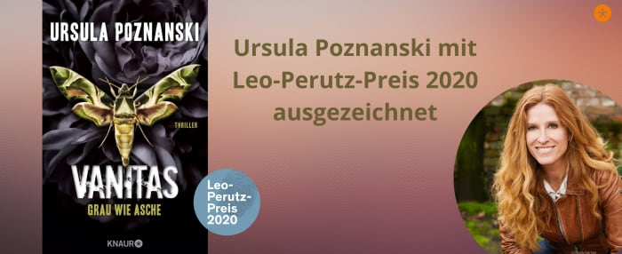 Ursula Poznanski mit Leo-Perutz-Preis 2020 ausgezeichnet