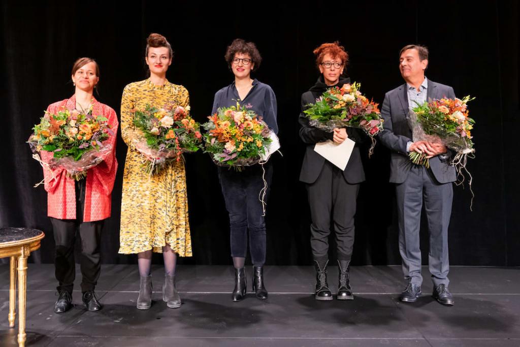 Schweizer Buchpreis Sibylle Berg