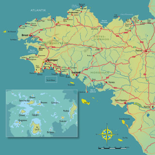 Bretonische Brandung Zusatzmaterial