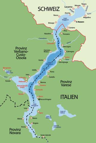 Intrigen am Lago Maggiore Zusatzmaterial