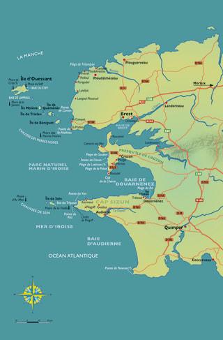 Bretonische Flut Zusatzmaterial