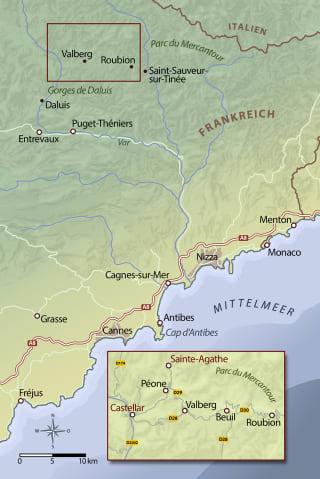 Wölfe an der Côte d'Azur Zusatzmaterial