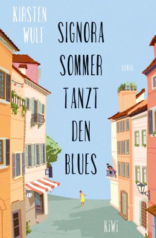Signora Sommer tanzt den Blues